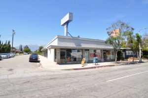 Front view of retail property for sale located at 102 Alabama St, San Gabriel, CA 91776