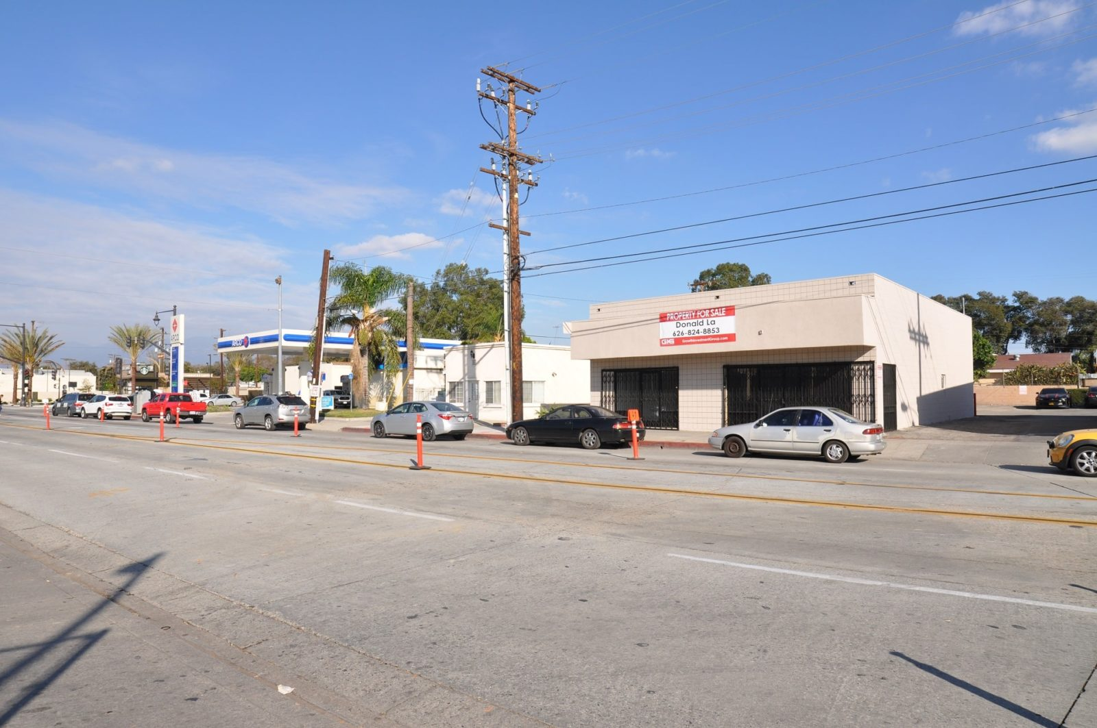 Retail Commercial Property For Sale 2740 Santa Anita Ave